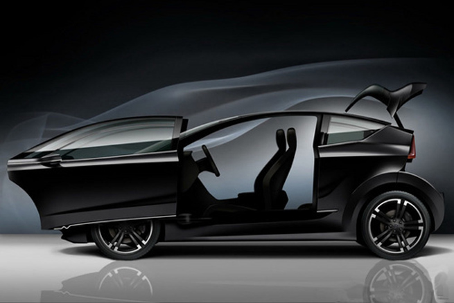 Tesla家族添加新成员 敞篷跑车model R与三门掀背model C 全产品线get Geekcar