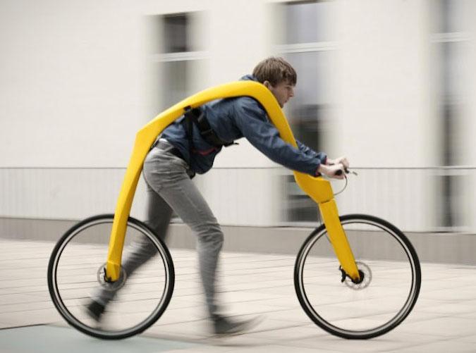 【酷玩儿】做一个快乐的小2B——Fliz步行自行车