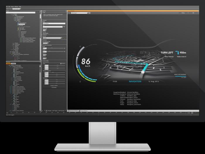 rightware 是为数不多的提供批量生产的商用实时图形用户界面解决方案图片