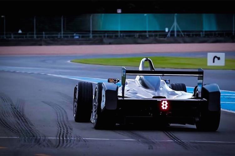 新赛季的电动方程式赛车,声音变得好听了吗?