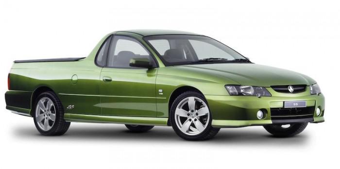 Holden VY Ute SS