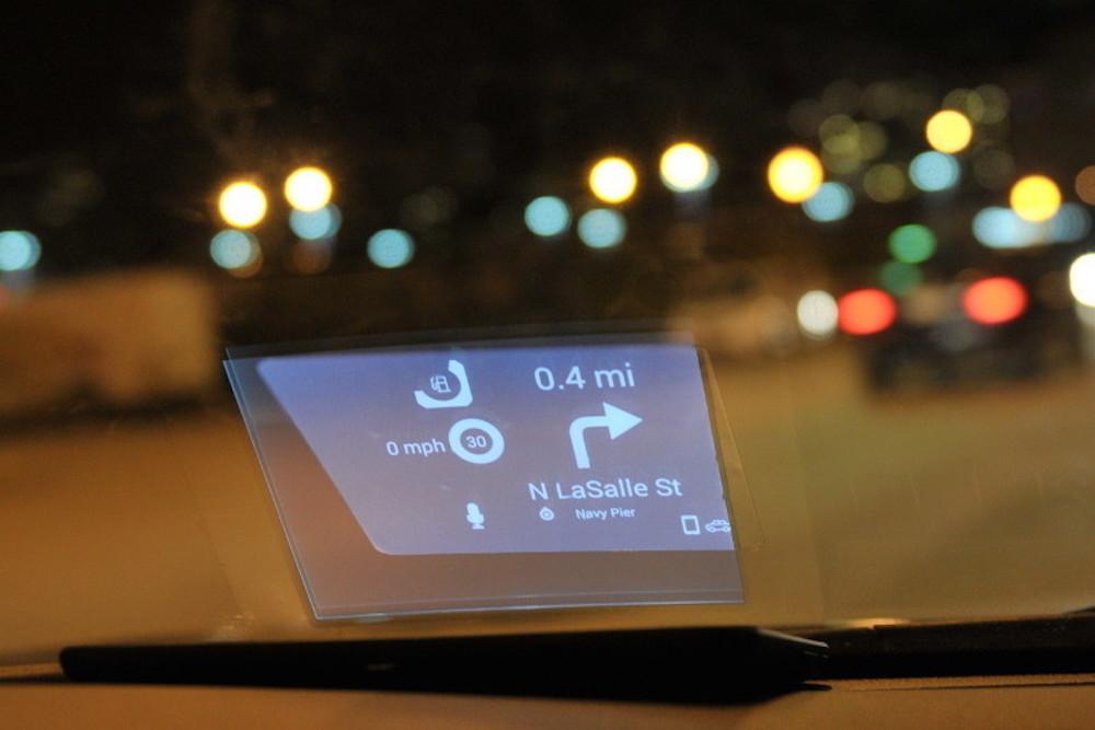 这个 HUD 想告诉你,车载硬件的安全性比什么都重要