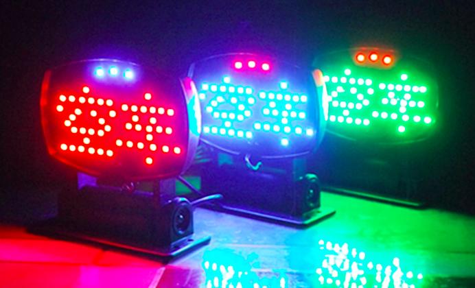 Uber新玩法:乘客和司机可以用LED灯对暗号了