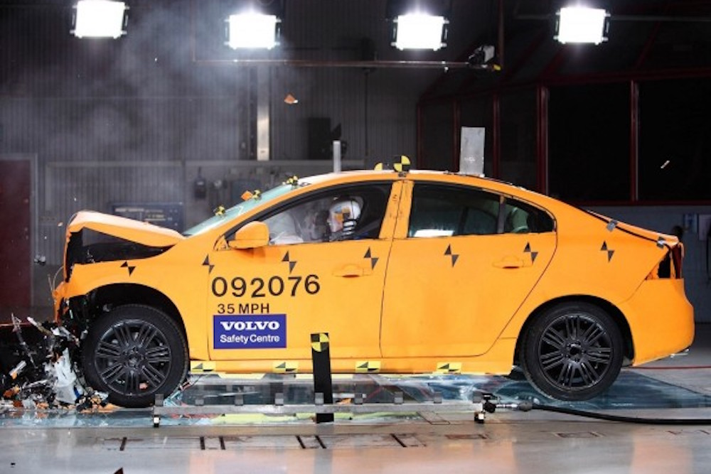 """GeekCar Daily""1.22:沃尔沃说,2020年后不会有乘客因为车祸死亡 - GeekCar"