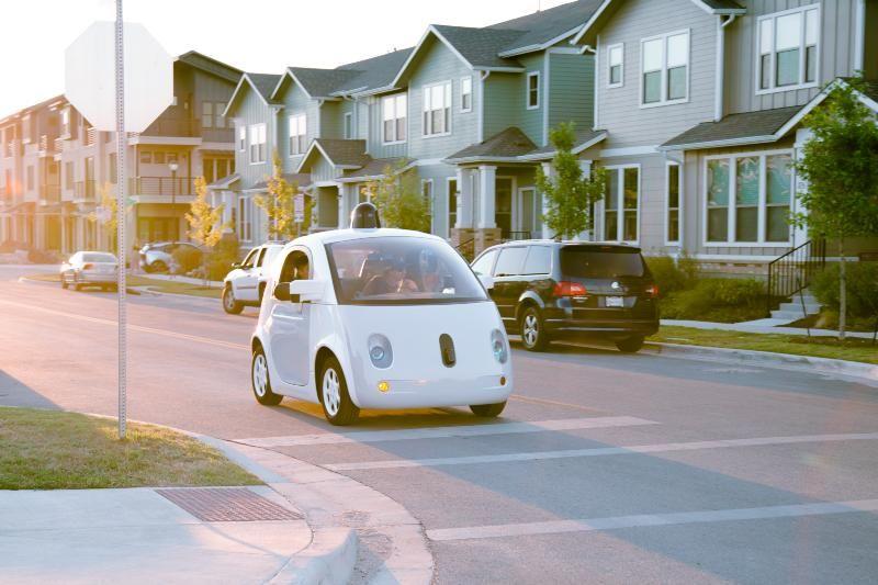 谷歌 自动驾驶