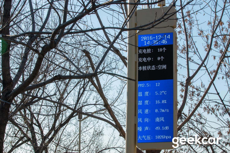 你敢信?大北京的路灯能给电动车充电,还自带 Wi-Fi