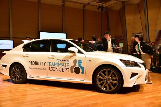 丰田自动驾驶原型车曝光,搭载 7 台激光雷达