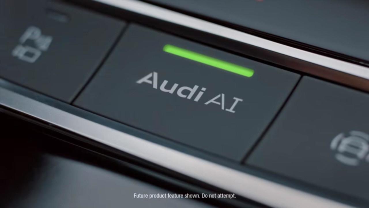 新一代奥迪 A8 都有哪些黑科技?答案居然在电影预告片里……