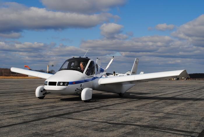 吉利收购飞行汽车公司,这次真的要上天了?