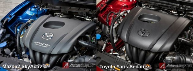 Engine-Toyota-Yaris-Sedan-vs-Mazda-2-SkyActiv-engine-630x232