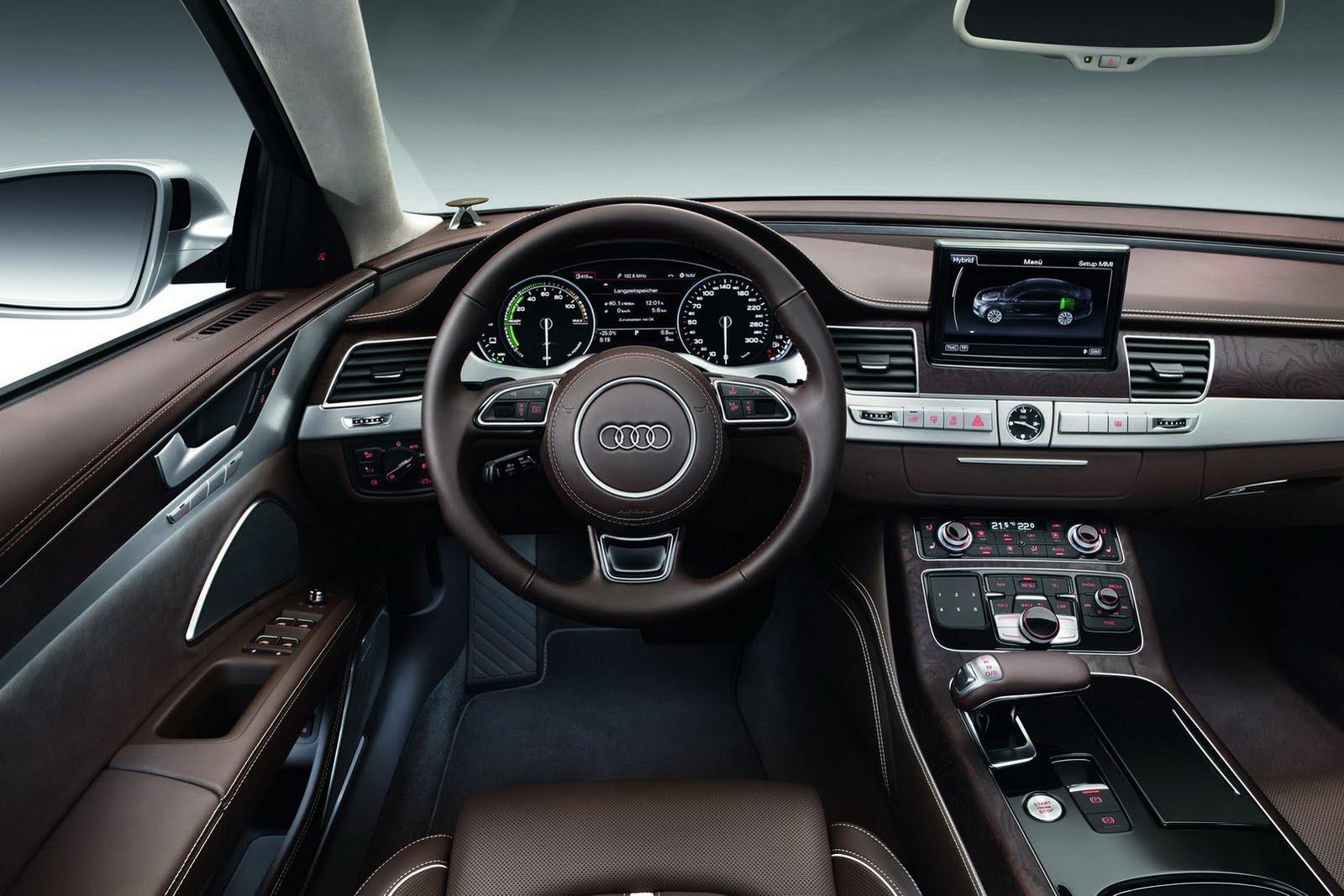 New-Audi-A8-Hybrid-interior -4