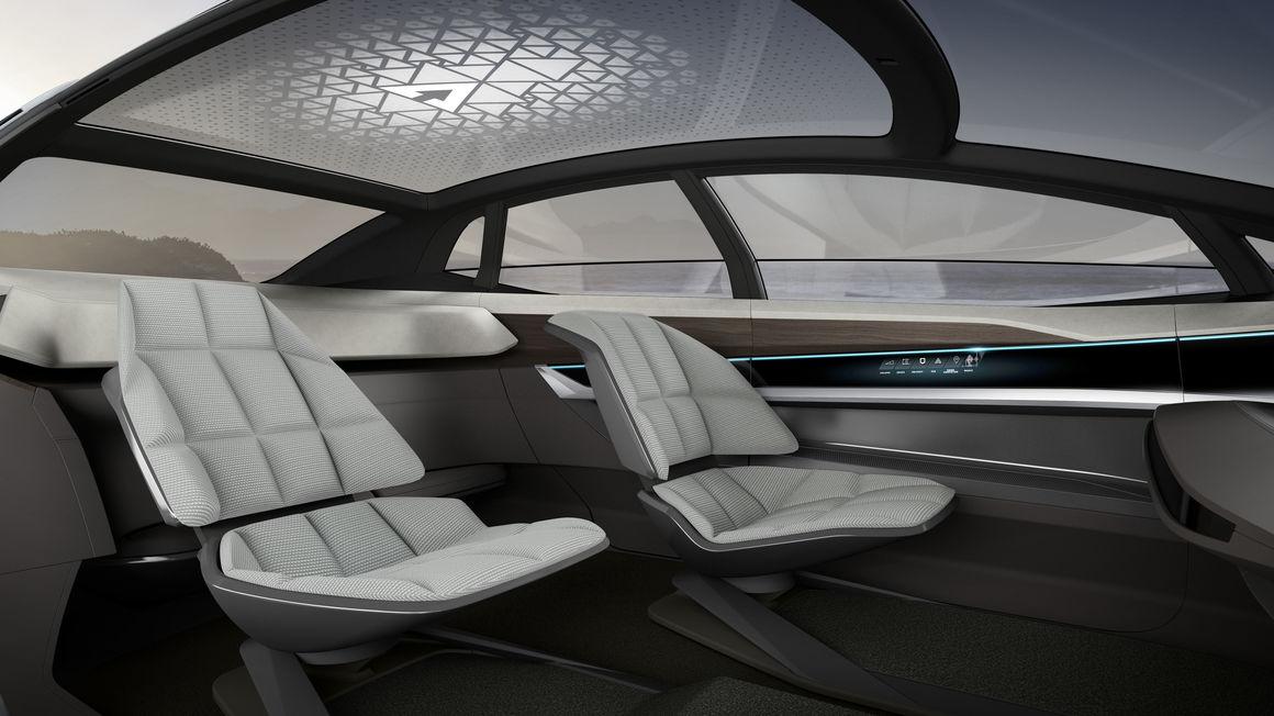 只用三辆车,奥迪就想告诉你未来的汽车是什么样?