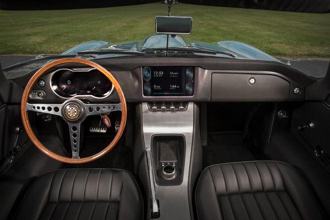 Jaguar-Electric-E-type-Zero-Interior