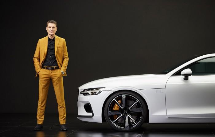 沃尔沃发布600马力GT跑车,但更大亮点是在于它「只租不卖」