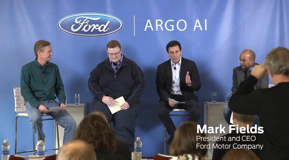 Ford & Argo AI