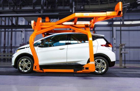 通用宣布 Cruise 自动驾驶车将投入量产,还配备激光雷达