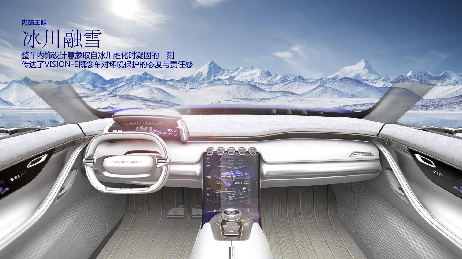 【讲解PDF】荣威光之翼Vision-E概念车设计理念2