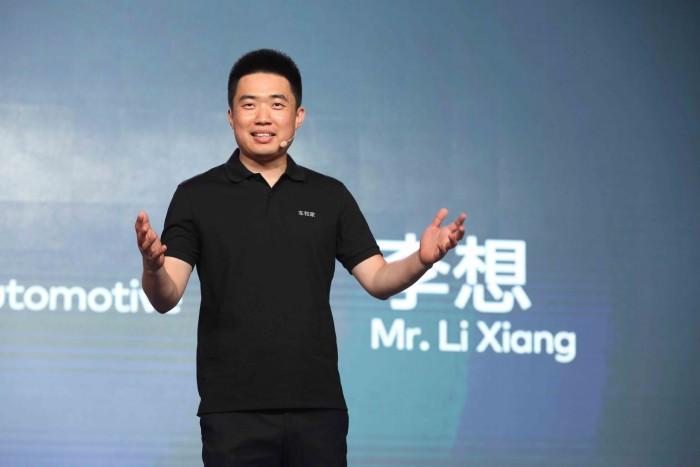 车和家创始人及CEO-李想1-700x467