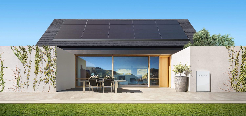 太阳能屋顶