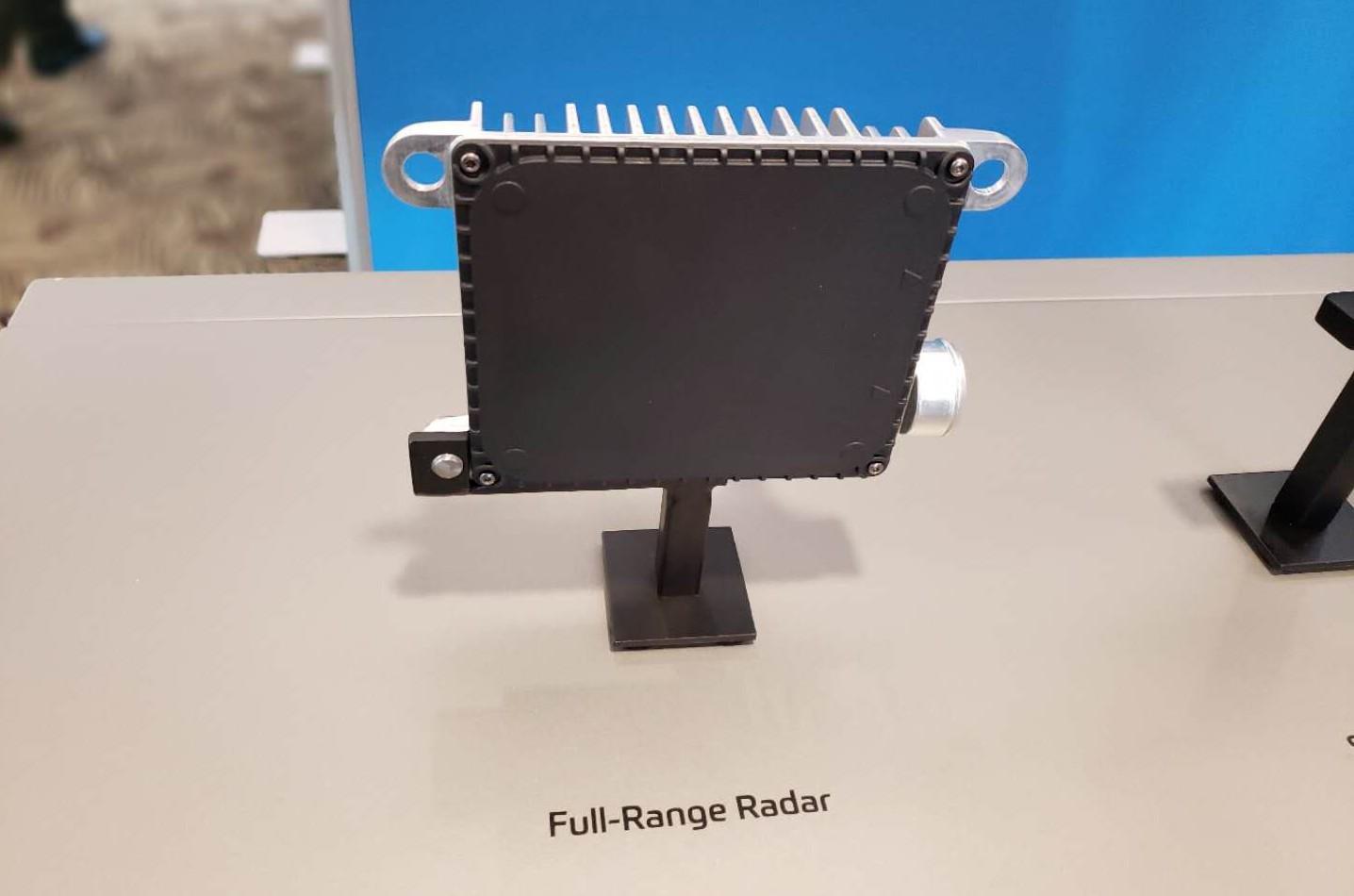Full-Range Radar