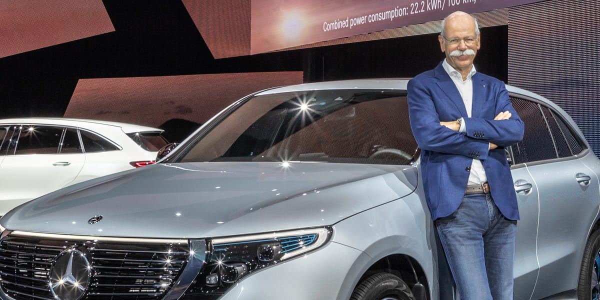 """""""Daimler is shaping a new era of mobility that is all about the customers. We aim to fully meet their dynamic requirements."""""""