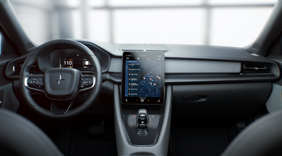 Android-Automotive-OS-Polestar
