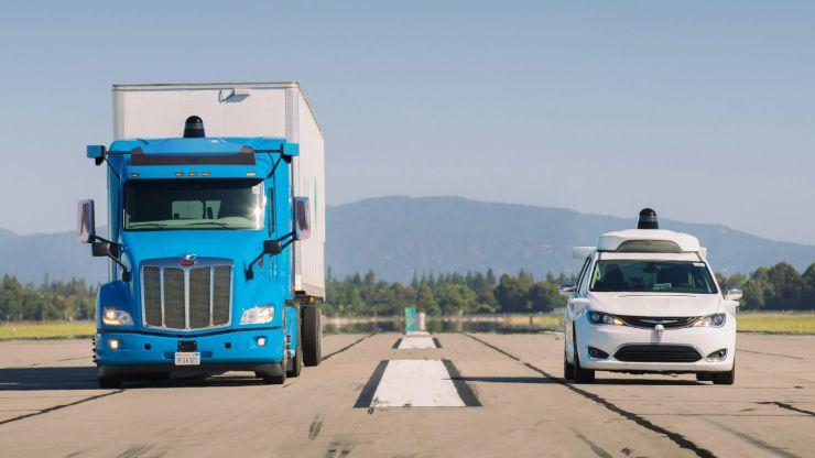 讲义:Waymo卡车和汽车