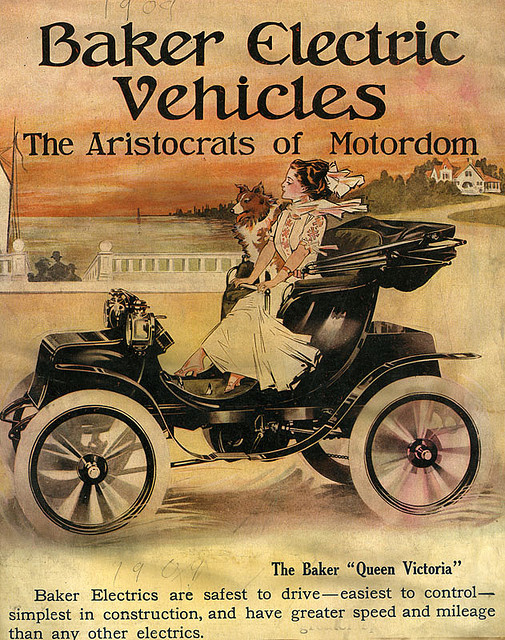 old-electric-car-ad-flickr