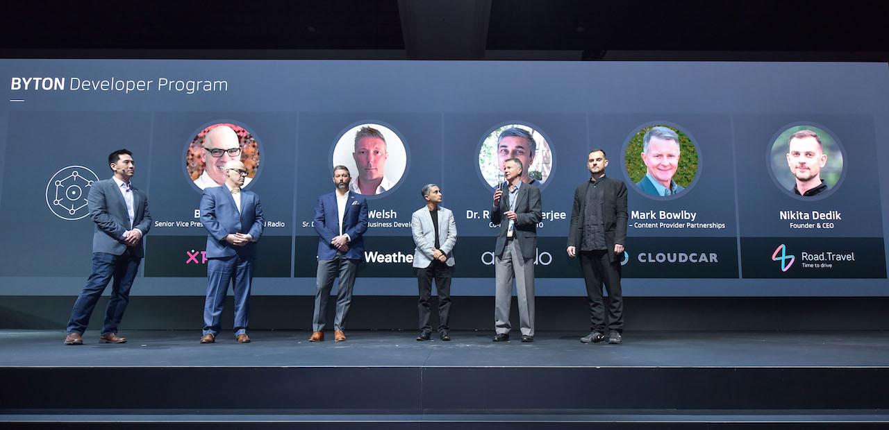 6-拜腾公布首批北美数字互联合作伙伴