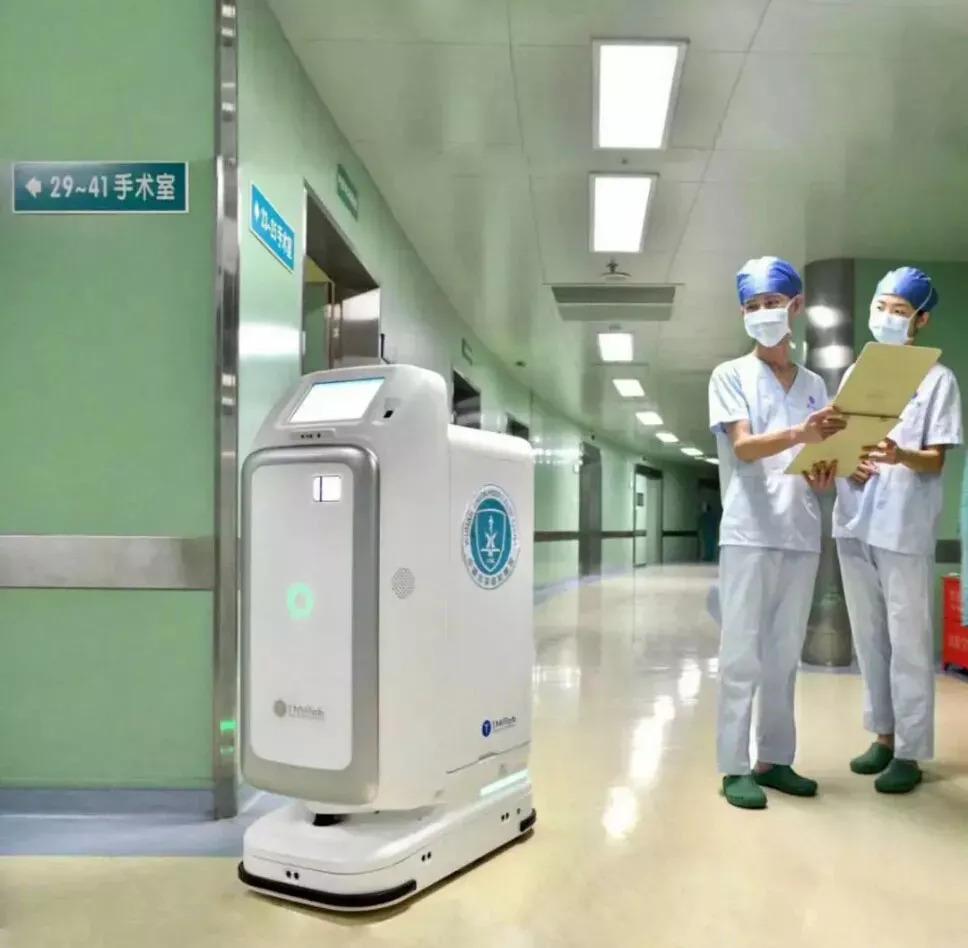 上海钛米机器人