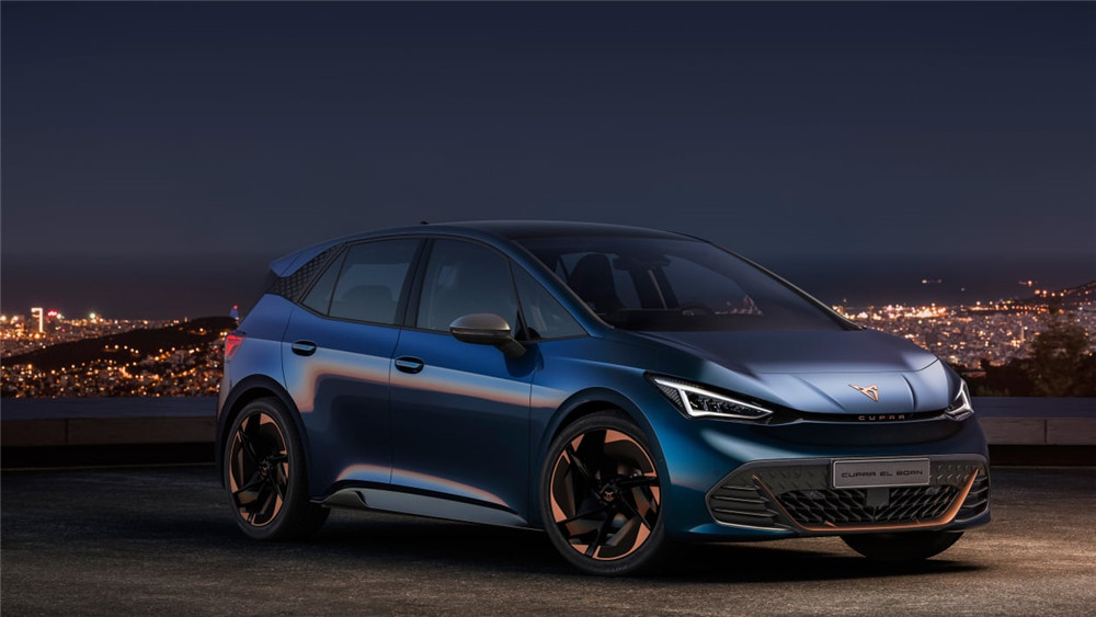 Cupra El Born 2020 official -5