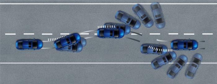博世9.3版本ESP车身稳定控制系统