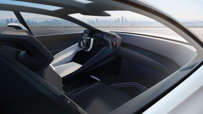 03-电气化概念车LF-Z全球首发 LEXUS雷克萨斯加速迈向电气化未来