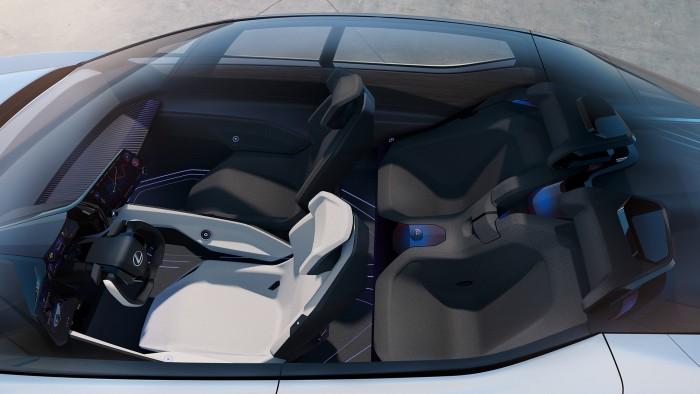 04-电气化概念车LF-Z全球首发 LEXUS雷克萨斯加速迈向电气化未来