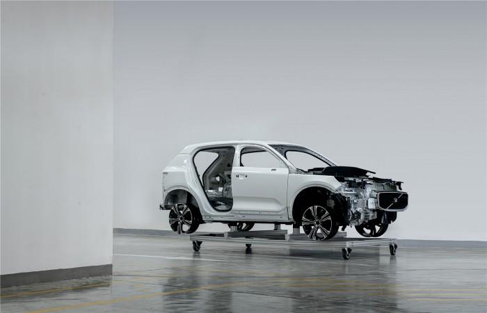 6、沃尔沃汽车可持续材料展示车,探索绿色材料新潜能
