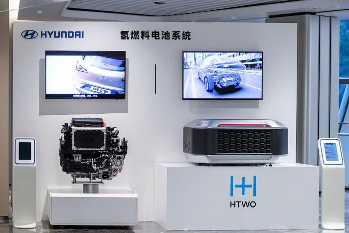 现代汽车氢燃料电池系统 1