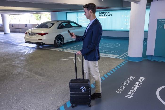 05 自动代客泊车技术 Driverless vehicles