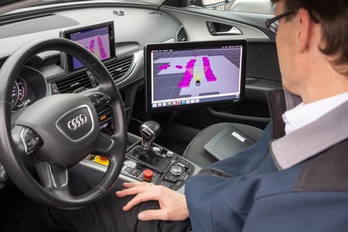 06 适用于各类交通场景的环境探测 Surround sensing for all traffic situations