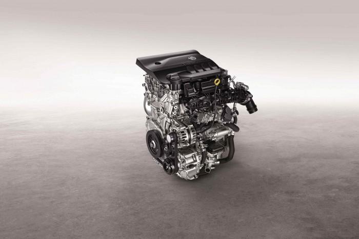 14. 全新威朗Pro和威朗Pro GS率先搭载第八代Ecotec全新1.5T发动机