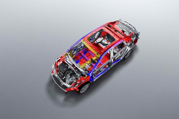 18. 全新威朗Pro采用高标准高强度的结构设计